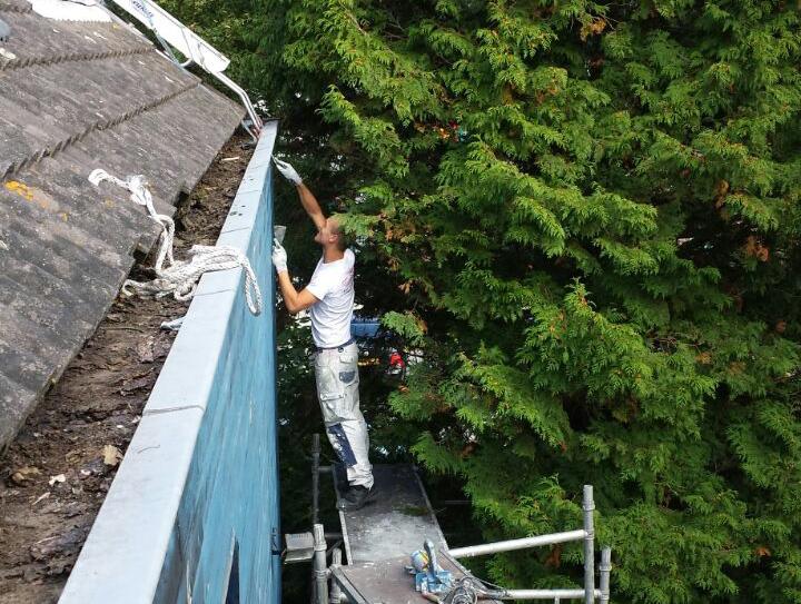 behanger gezocht meesters onderhoud schilder amsterdam diemen onderhoud