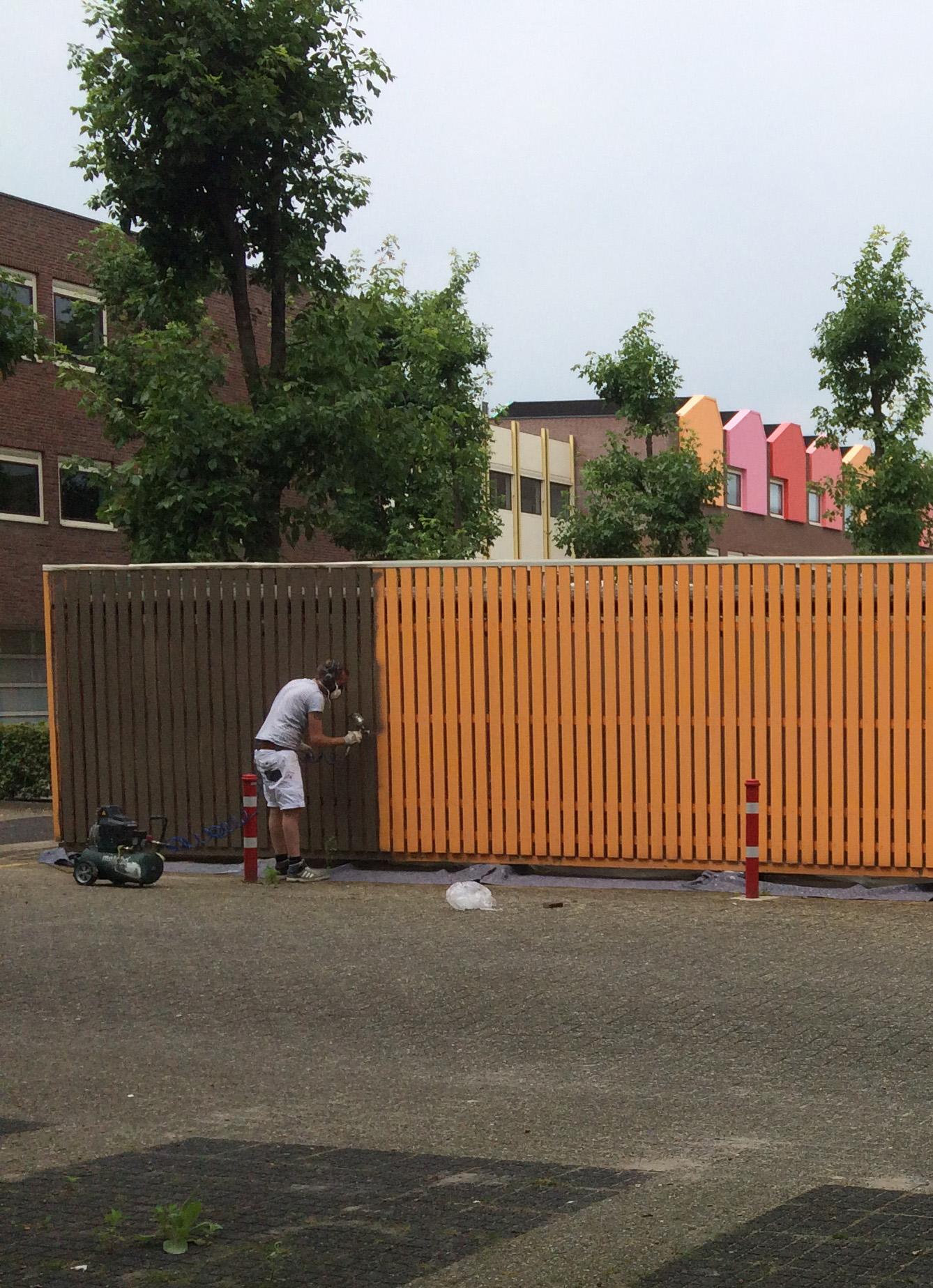 Meesters onderhoud schilder amsterdam diemen onderhoud for Uurloon schilder
